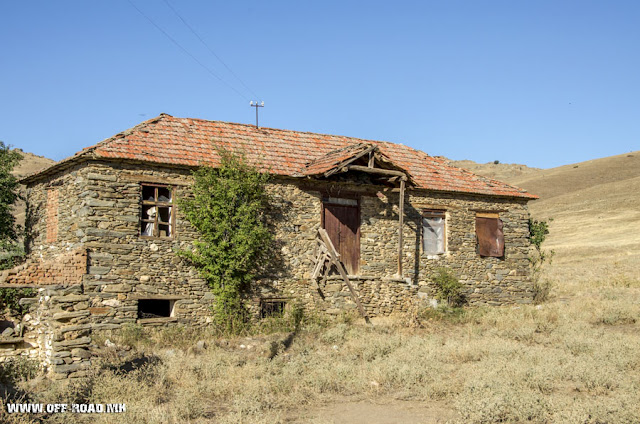 Architecture - Zivojno village, Novaci Municipality, Macedonia