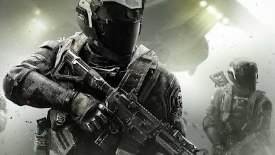 מארי כריסמס: Call of Duty: Infinite Warfare הוא הנמכר ביותר בבריטניה בשבוע ההכנות לחג המולד