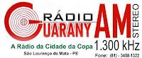 Rádio Guarany Am de São Lourenço da Mata ao vivo