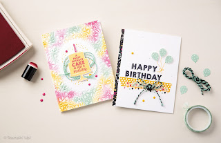 its my party wishes stampin up