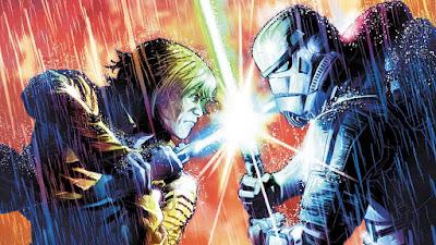 """Cómics: Kieron Gillen deja los cómics de """"Star Wars"""""""
