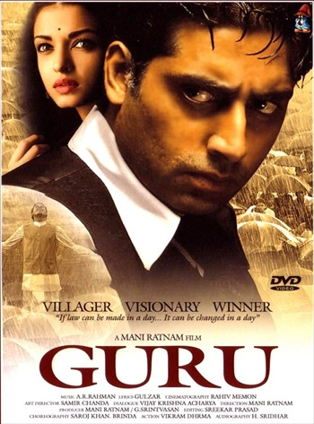 Guru 2007 Hindi 480p BluRay 450MB