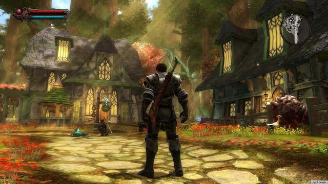 Kingdoms of Amalur Reckoning PC Download Free Full Version Gameplay