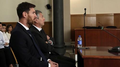 Berikan Kesaksian di Sidang, Messi Tegaskan Tidak Tahu-Menahu masalah Pajak