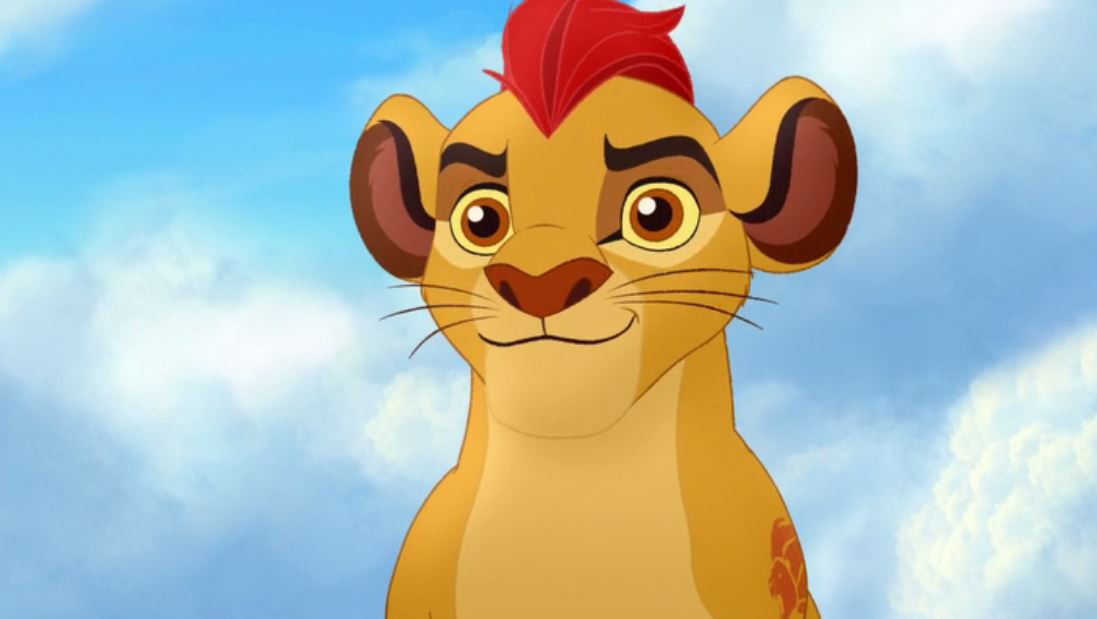 Rina S Rainbow The Lion Guard Return Of The Roar On Disney Channel