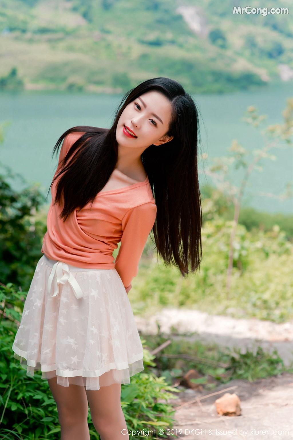 DKGirl Vol.114: 小子怡Alice (49P)