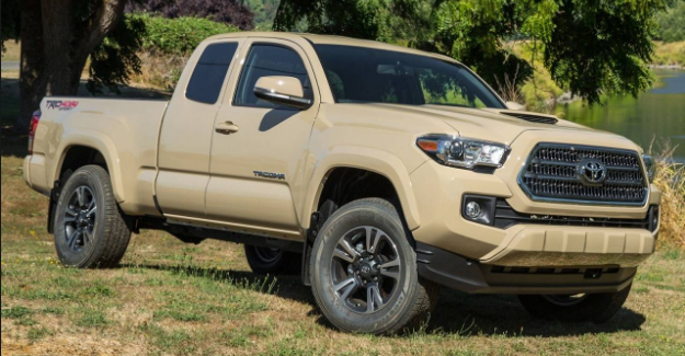 2019 Toyota Tacoma Redesign