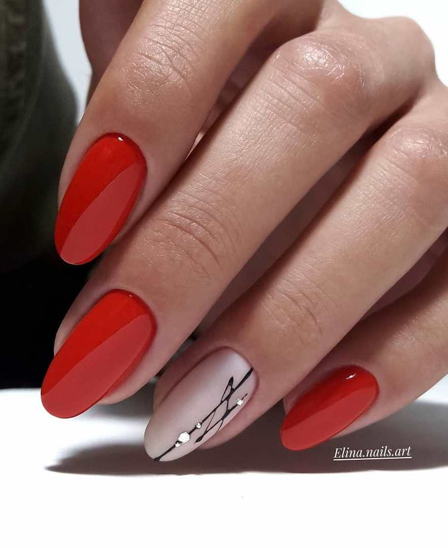 Easy Valentine's Day Nail Art Ideas To Try