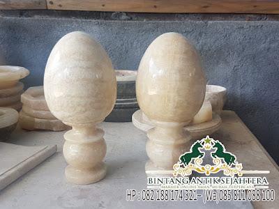 Harga Kerajinan Batu Onyx, Jual Kap Lampu Onyx