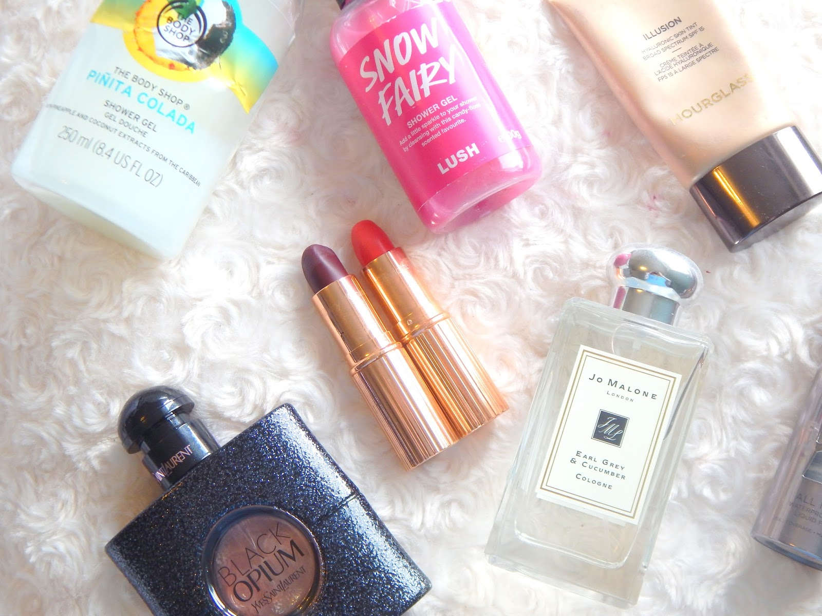 Summer to Winter Transition - Beauty Products