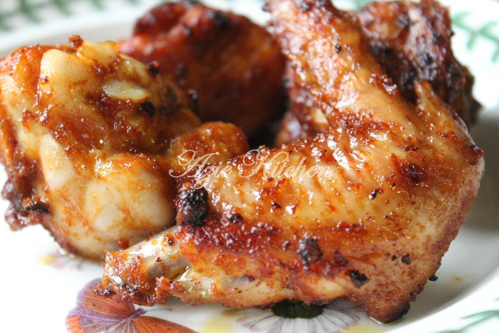 Olahan Resepi Ayam Bakar Madu Azie Kitchen Arisa