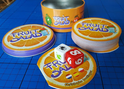 Fruit Salad Family Card Game Review