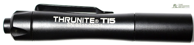 Thrunite Ti5 LED EDC Flashlight - Product View 5