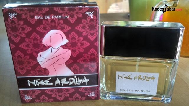 Nike Ardilla Parfume (NAP).