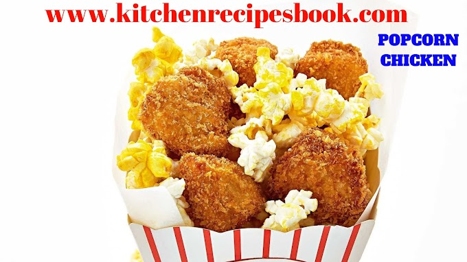 POPCORN CHICKEN RECIPE | HOMEMADE POPCORN CHICKEN | KFC STYLE POPCORN CHICKEN