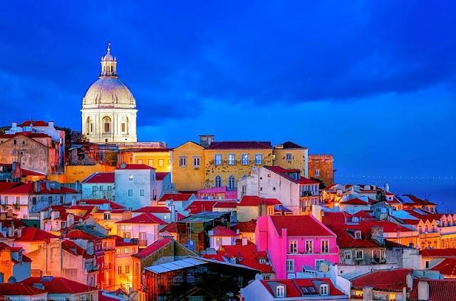 Roteiro de três dias em Portugal