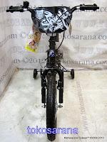 Sepeda Anak Family F-16 Shield 16 Inci