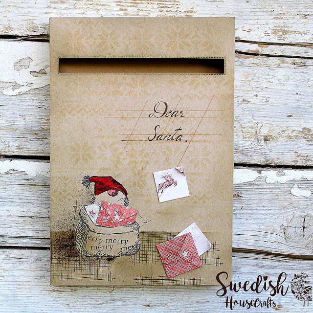 Santa's Mailbox | By Olga