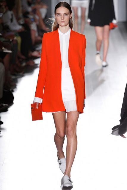 Fashion Runway | Victoria Beckham Spring 2013