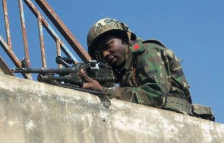 nigerian soldier kidnapped in festac lagos