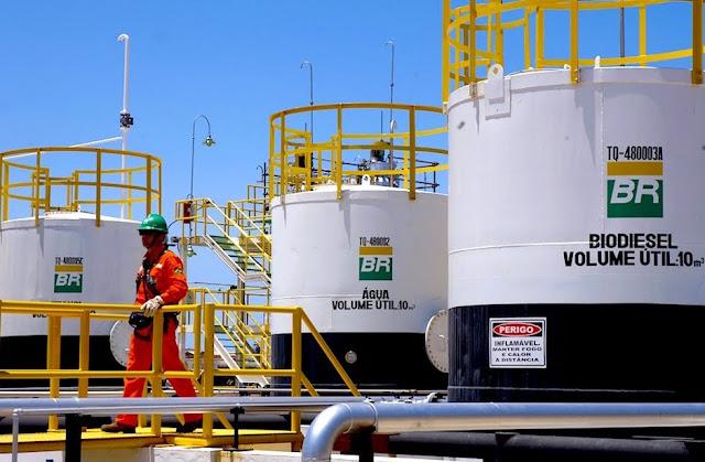 Petrobras ignora crise nacional e aumenta preço da gasolina em 0,74% nas refinarias