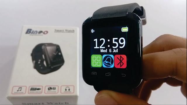smartwatch murah u8