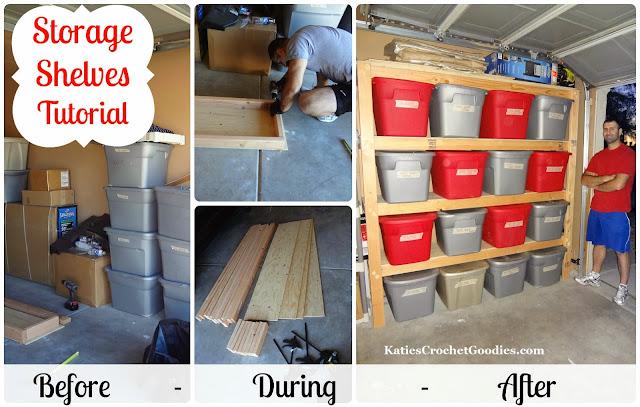 plastic bin storage shelves