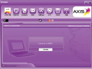 Spesifikasi dan Cara Setting Modem AXIS ZTE MF-190