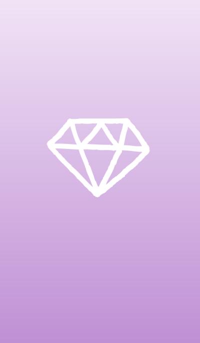 宝石たち-紫-