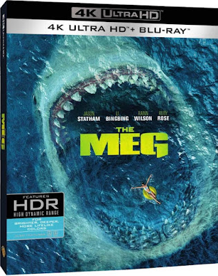 The Meg 2018 4k Ultra Hd
