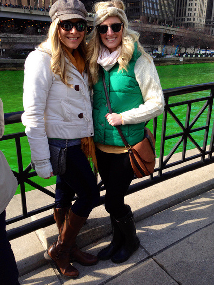 Casey and Bridget Green River