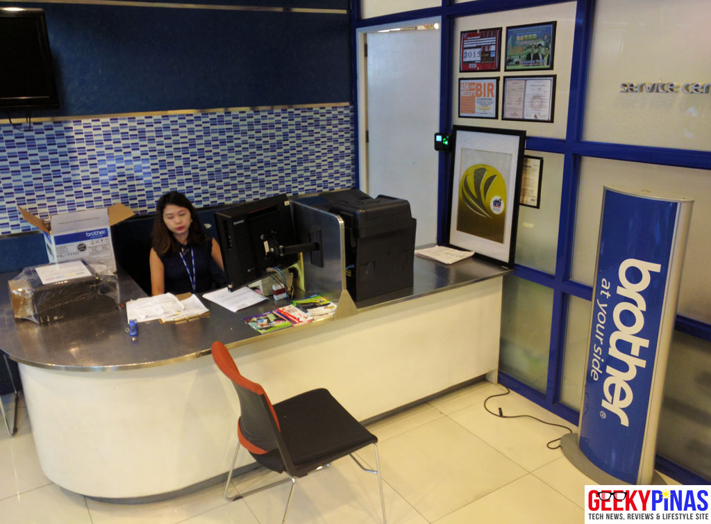 Brother Philippines Customer Service Center