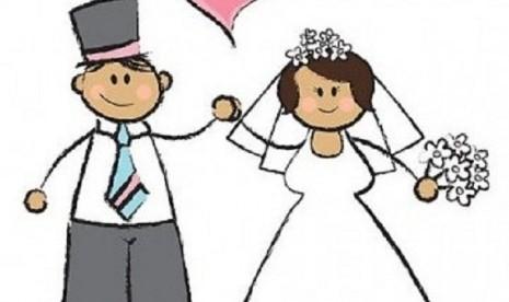 Wooww... Di Perkotaan, Tren Pernikahan Dini  Meningkat