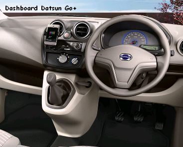 dashboard datsun go+