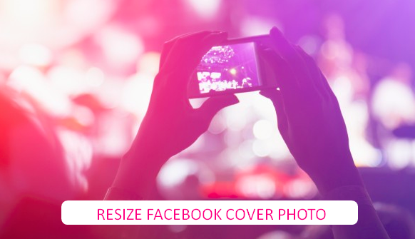 Facebook Cover Photo Size Editor Online