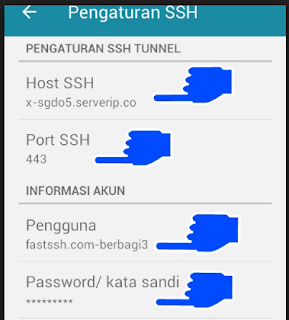 Cara Membuat Payload Config HTTP Injector Telkomsel/Axis 2018