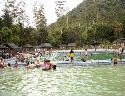 Kolam Renang Air Panas Cimanggu – Ciwidey