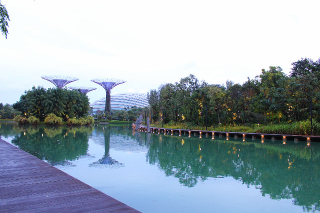 singapura garden by the bay