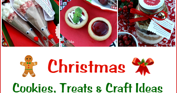 Over 40 of My Favorite Christmas Recipes & Posts!