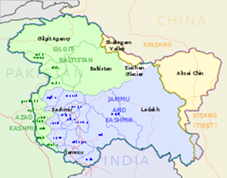 Indian-controlled Kashmir