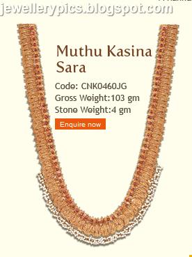Kannadiga Bridal Jewellery Designs From Malabargold