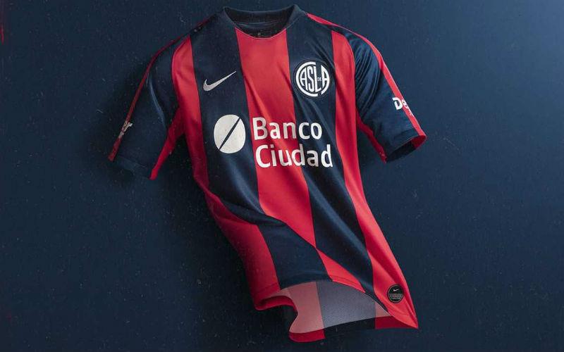 Camiseta San Lorenzo home 2019