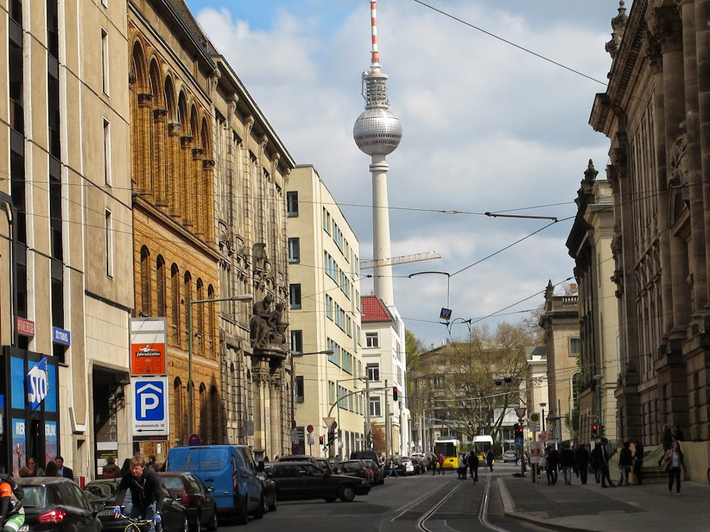 [柏林創業現場一]非常不德國:Berlin is poor,but sexy!