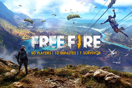 Garena Free Fire Mod Apk Android