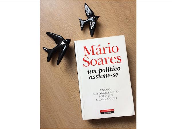 Mário Soares um político assume-se