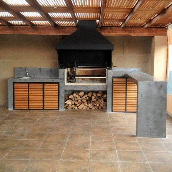 Grill Areas For Inspiration 2