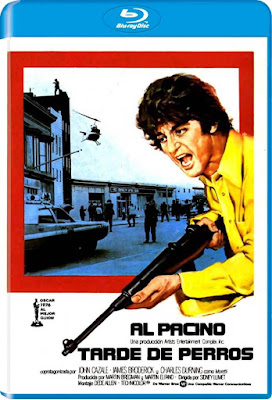 Dog Day Afternoon 1975 BD25 Spanish