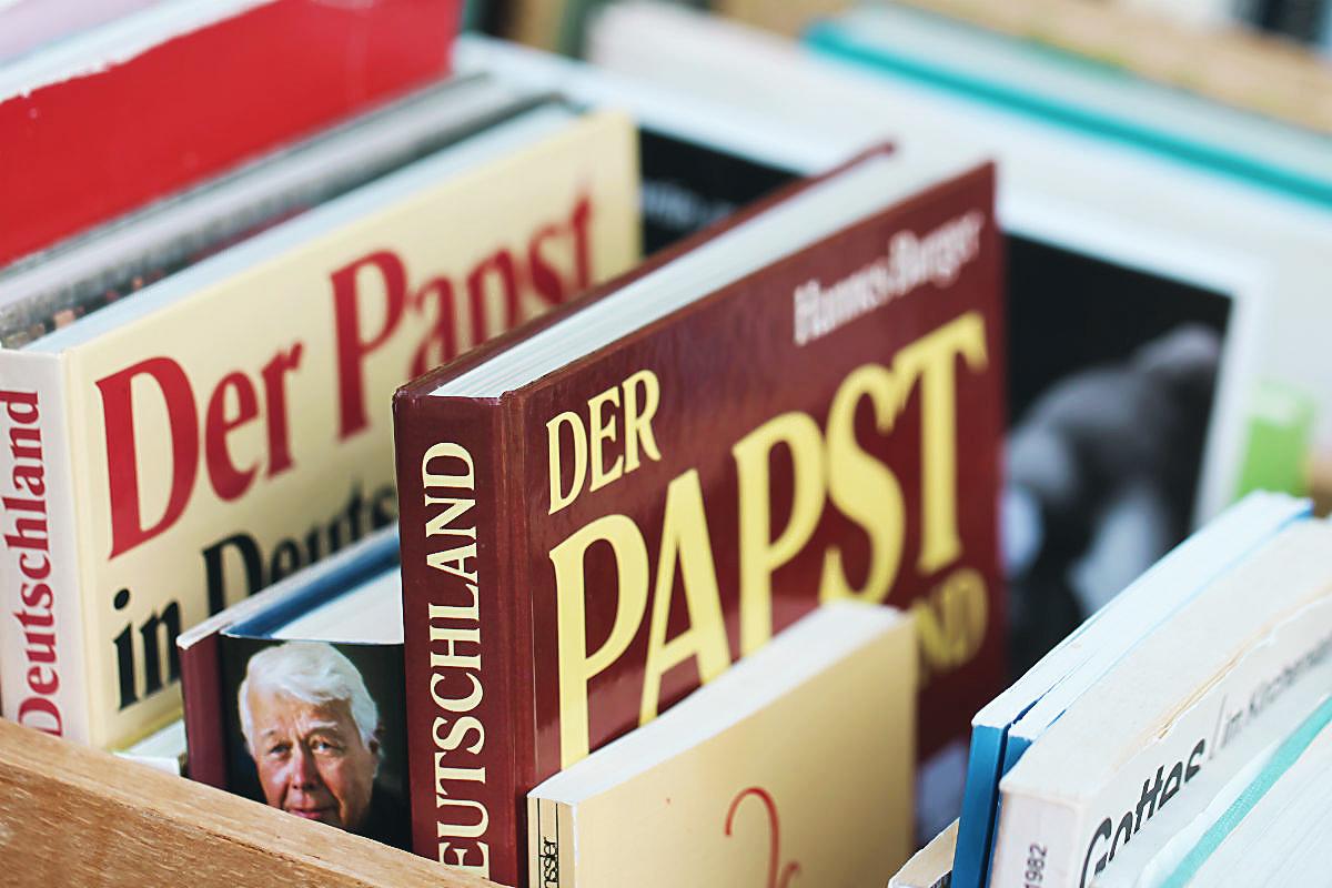 Peter Weck zwischen den Päpsten | Arthurs Tochter kocht von Astrid Paul, der Blog für food, wine, travel & love