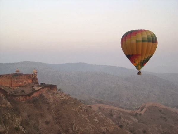 hot air balloon pune