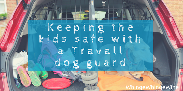 We review the Travall Dog Guard and Divider our Nissan Qashqai + 2.
